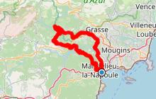 MANDELIEU-LA NAPOULE ET L'ARRIERE-PAYS