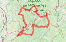 De la Haute Corrèze au Pays de Tulle en camping-car