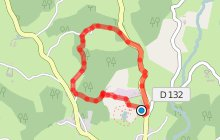 Circuit n°5 Bois du cochon - Espace VTT-FFC La Petite Montagne Limousine