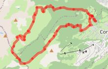Vallée de coeur- col de Niard