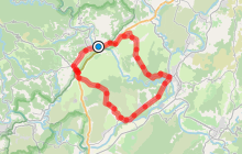 Circuit vélo des Dolmens