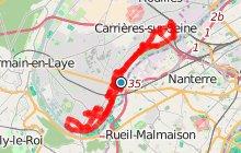 La Seine Impressionniste, de Carrières à Croissy-sur-Seine