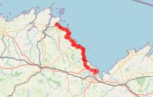 Le Tour de Manche entre Saint-Brieuc et Paimpol : 2-3 jours