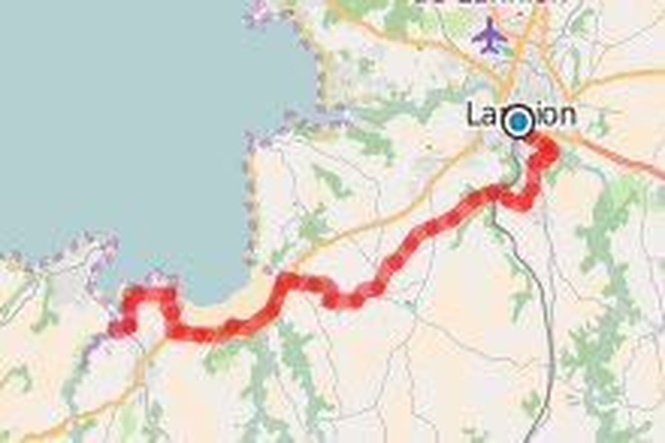 Le Tour de Manche entre Lannion et Plestin-les-Gr�ves : 1-2 jours