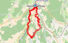 Entre vallées de la Meuse et du Mouzon