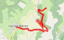 Lacroix-Barrez, Mayrinhac, Lacroix-Barrez