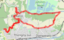 Parcours Running 16km