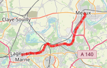 Balade au fil de l'eau de Lagny-sur-Marne à Meaux