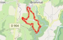 Le Vallon de Brommat