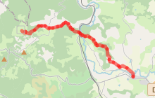 Tour du Tarn à cheval : Roussayrolles / Les Cabannes