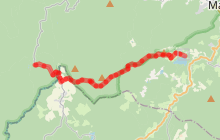 Tour du Tarn à cheval : Les Montagnès / Escoussens