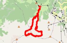 Sentier du Mont-Jovet