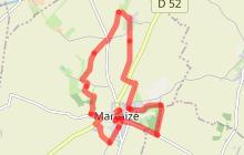 Le sentier des Sources, Martaizé