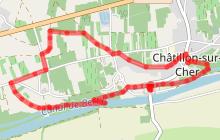 Sentier de la Rouère - Châtillon-sur-Cher