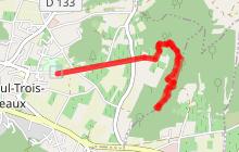 Circuit pédestre balisé La Truffière Historique