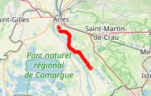 Du Pont Van-Gogh aux Marais du Vigueirat