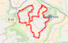 Saint-Thois : Les 3 vallées