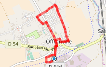 Promenade d'Offranville