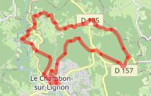 Circuit VTT N°1 La Bruyère