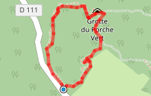 Sentier Karstique de Mérey-sous-Montrond