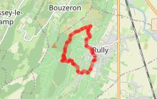 Balade verte Rully RU2 : En Remenot