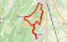 Balade verte à Rully RU3 : La Folie