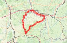 Du val de Besbre au val de Loire