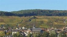 Cumières, village de la Vallée de la Marne