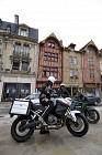 Virée à moto n°1:  Troyes - Bar-sur-Seine - Chaource