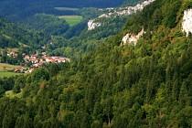 Doubs Cyclo' - Le Franco-Suisse - Saint-Hippolyte