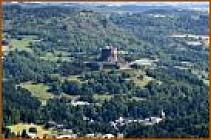 Saint-Nectaire, le Sentier du Dolmen
