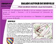 Borville et la maison des frères Bayard