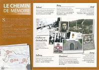 Le Chemin de Mémoire et de la Déportation