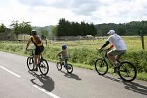 Parcours cyclable de la Garonne : Saint-Gaudens à Saint-Martory