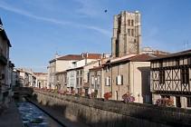 Montbrison, la ville ancienne