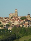 Boucle p�destre entre V�zelay et Saint P�re