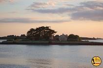 GR Rhuys-Vilaine (Officiel): �tape 19 Arzon de Port navalo � Pen castel