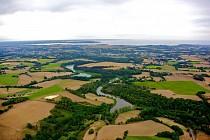 GR 349 Rhuys-Vilaine (Officiel): étape 14 Brouël-Ambon retour vers Muzillac