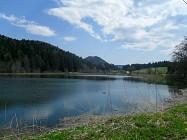 La ronde des étangs Marron