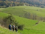 Tour de Saint-Amand; variante jusqu'au lac Genin
