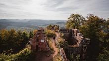 Circuit des châteaux forts de Falkenstein, Waldeck
