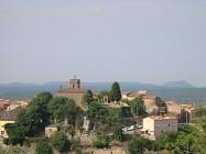 Visite comment�e � travers le village de Montauroux