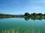 Le col des mille Martyrs et les lacs de Paladru et d'Aiguebelette