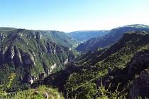 La vall�e du Tarn