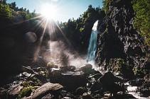 Balade cascade de la Muzelle