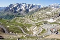 La Route des Grandes Alpes dans les Hautes-Alpes