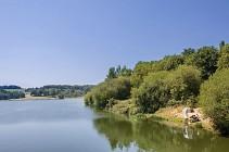Le barrage de la Cantache
