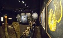 Musée-Promenade : salles d'exposition