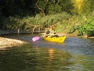 Canoë / Kayak sur le Rhône Sauvage avec Vertes Sensations