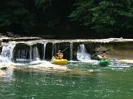 Cano� / Kayak sur le Guiers - 8km - avec Vertes Sensations